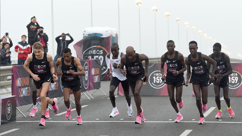 Nike Wunderschuh: Streit um Marathon Rekord von Eliud