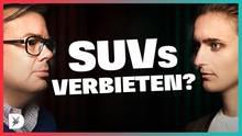 DISKUTHEK: SUVs verbieten? Greenpeace vs. Automobilclub von Deutschland