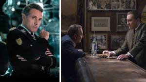 "Mit ""The Man in the High Castle"" und ""The Irishman"" haben Amazon Prime Video und Netflix hochkarätige Eigenproduktionen im Programm"