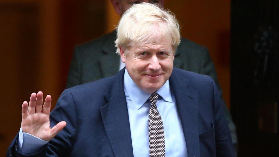 Boris Johnson hat eine Neuwahl für das britische Unterhaus für den 12. Dezember vorgeschlagen