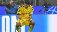 Mats Hummels war nach dem 2:0 von Mailand sichtlich angefressen