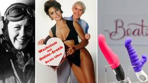 Beate Uhse: Was verbinden Menschen heute noch mit der Erotik-Pionierin?