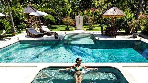 Traumhotels mit und ohne Pool auf Bali