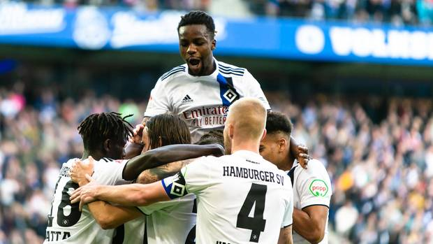 2. Bundesliga - Ergebnisse der Samstagsspiele