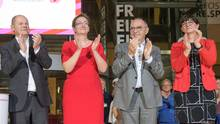 SPD - Vorsitz - Mitgliederentscheid