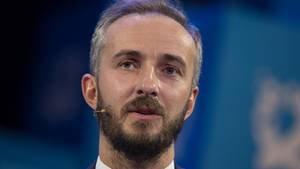 TV-Moderator Jan Böhmermann
