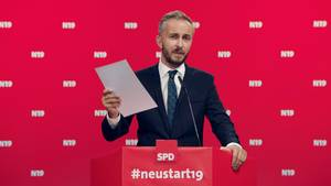 #Neustart19: Böhmermann zieht Ambitionen für SPD-Vorsitz zurück