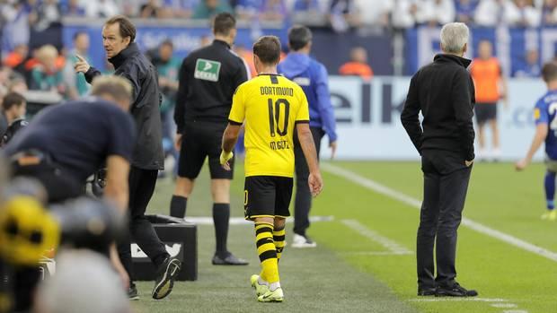 Bundesliga-Check: Götze und Favre würdigen sich keines Blickes