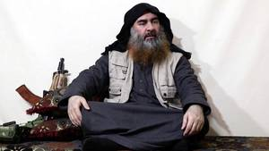 Anführer der Terrormiliz Abu Bakr Al-Bagdadi