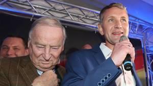 Pressestimmen Landtagswahl Thüringen