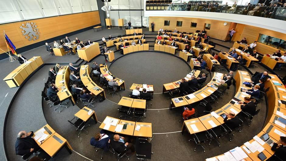 Landtag in Thüringen