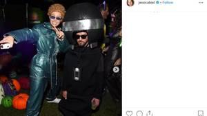 Halloween 2019 Jessica Biel und Justin Timberlake