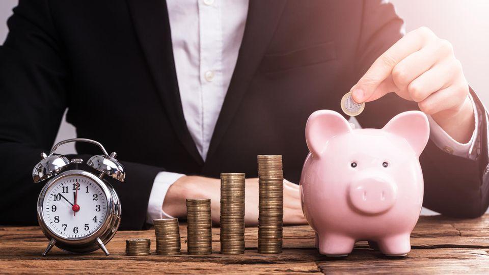 In der Cyber Week bare Münze sparen