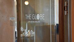 Tür zum The Globe