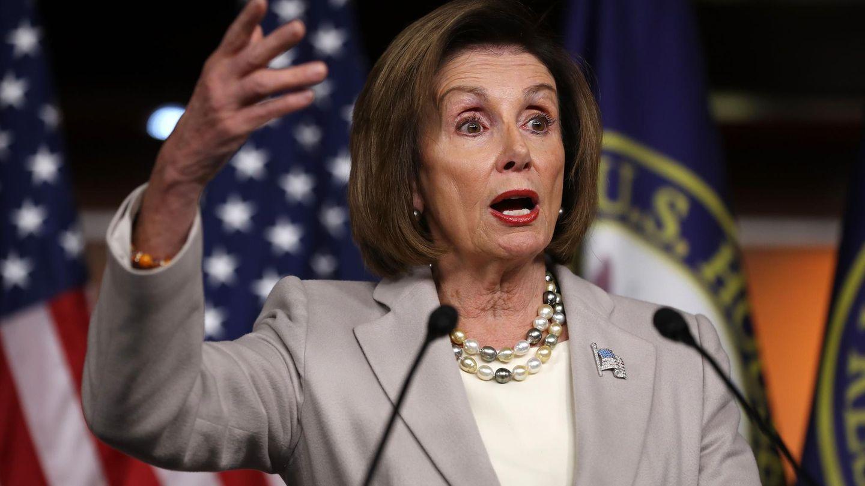 Nancy Pelosi und die Demokraten planen eine erste Abstimmung zu Impeachment-Ermittlungen