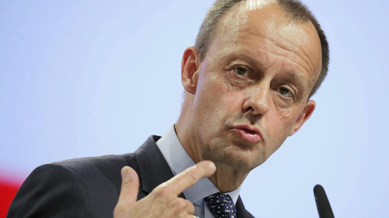 Der ehemalige Unionschef Friedrich Merz