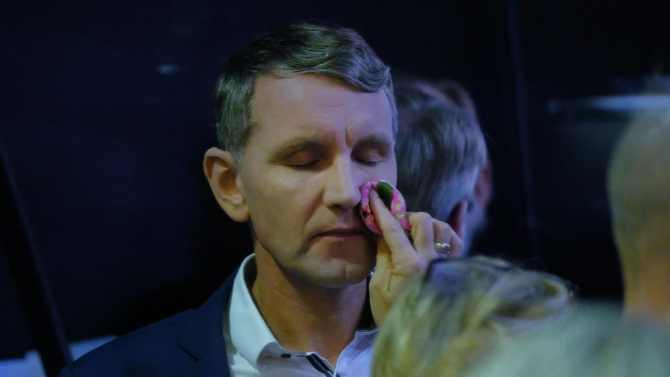 AfD Björn Höcke