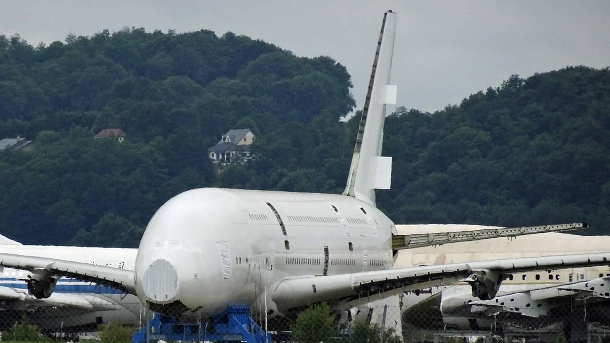 Follow Me: Ende eines Höhenfluges: Warum der Airbus A380 nach nur zehn Jahren verschrottet wird