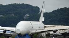 Airbus A380 9V-SKA