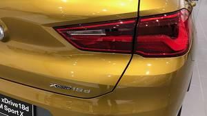 BMW Diesel in Tokio