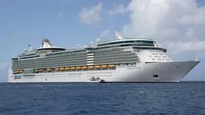 """Puerto Rico - Kreuzfahrtschiff """"Freedom of the Seas"""" - tödlicher Fenstersturz"""