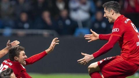 Handball: Kiel und Hamburg im Viertelfinale