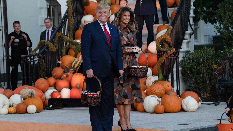 Donald Trump zu Hallowwen
