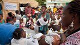 Die Hilfsorganisation Cap Anamur betreut in Haiti die Überlebenden des Erdbebens