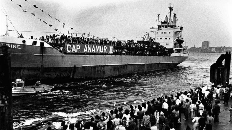 Die Cap Anamur II