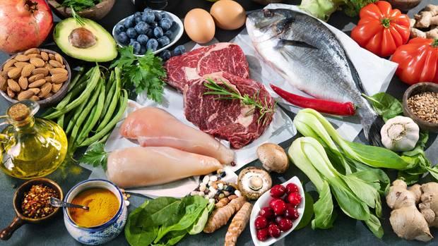 Lebensmittel, die gesund sind