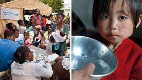 Helfen, wo die Not am größten ist: Cap Anamur – 40 Jahre Kampf gegen Hunger, Vertreibung und Katastrophen