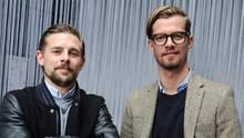 Die TV-Moderatoren Klaas Heufer-Umlauf (l.) und Joko Winterscheidt