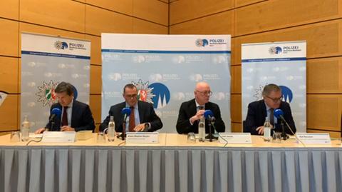 Pressekonferenz der Polizei Köln zu den Kindesmissbrauchs- und Kinderpornografieermittlungen