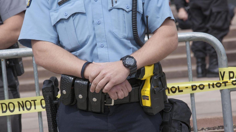 Ein Polizist in den USA hat eine Millionen-Entschädigung zugesprochen bekommen