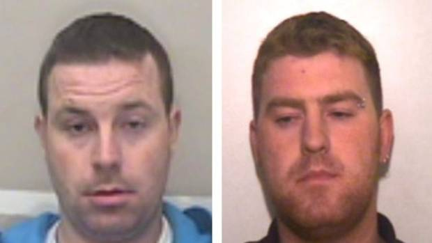 Die Polizei von Sussex hofft im Fall der Toten im Kühlauflieger auf die Hilfe von der BrüderChristopher (l.) und Ronan Hughes (r.)