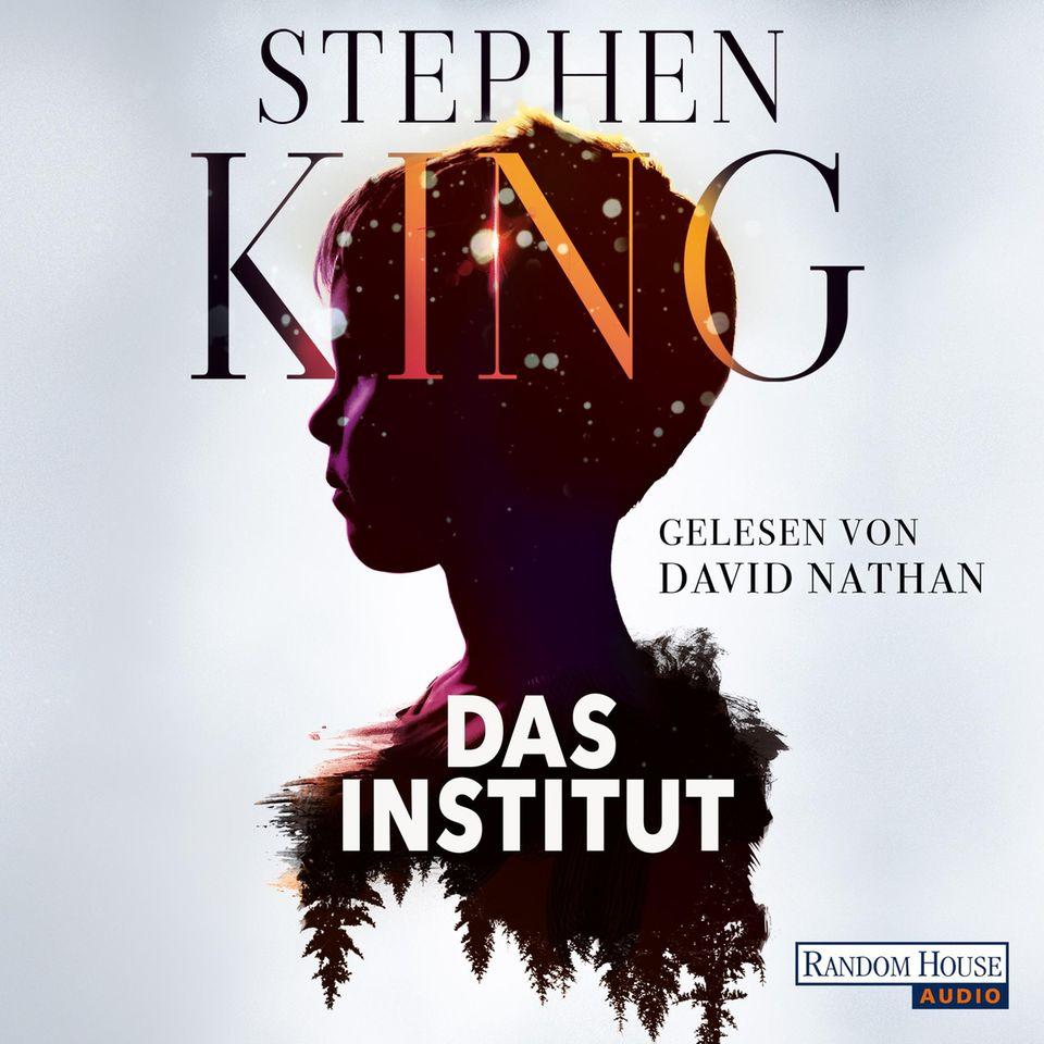 Stephen King - Das Institut  Die Hörbuchfassung gibt es bei Audible zum Download. David Nathan liest die 21 Stunden des packenden Thrillers.