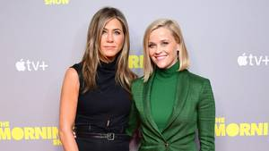 Jennifer Aniston und Reese Witherspoon