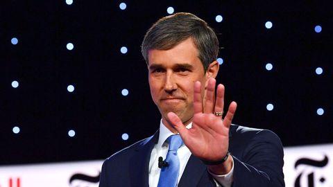 Der prominente US-Demokrat Beto O'Rourke will nicht mehr Präsident werden