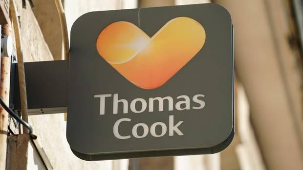 Thomas Cook hatte am 25. September Insolvenz beantragt.