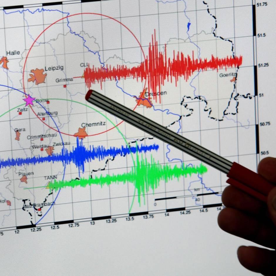 Nachrichten aus Deutschland: Leichtes Erdbeben schreckt Menschen in Baden-Württemberg aus dem Schlaf