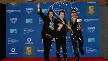 Green Day wurden bei denMTV European Music Awards 2019als beste Rockband ausgezeichnet
