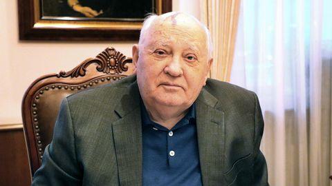 Der ehemalige sowjetische Staats- und Parteichef Michail Gorbatschow