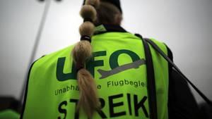 Lufthansa - Streik Flugbegleiter - Ufo