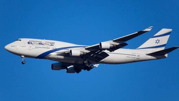 Fast über fünf Jahrzehnte war verschiedene Muster der Boeing 747 bei El Al im Einsatz