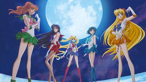 "Das Remake ""Sailor Moon Crystal"" läuft ab sofort auf dem Sender Sixx"