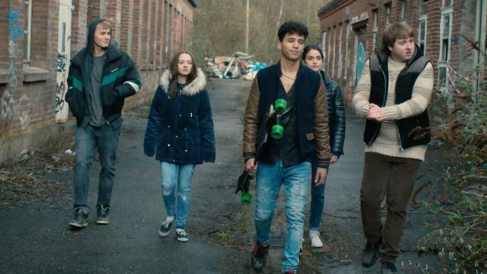 """""""Wir sind die Welle"""" läuft ab 1. November auf Netflix"""
