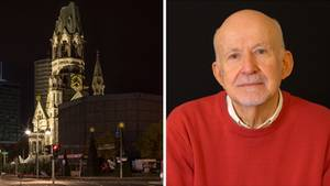 Anschlag auf dem Berliner Breitscheidplatz: Russel Schulz hat überlebt