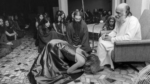 Sannyasins: Zu Gast beim Guru - das erlebten stern-Reporter 1980 bei Baghwhan in Poona