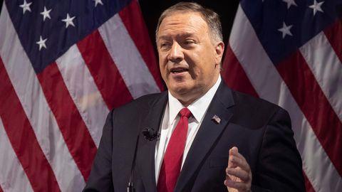 Mike Pompeo, Außenminister der USA