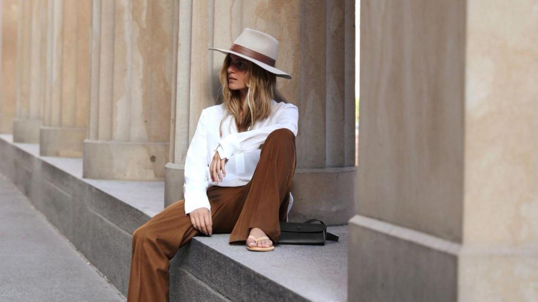 Bloggerin mija ist bekannt für ihren minimalen Stil